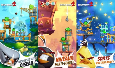 Jeux Android : Top 5 des sorties de la semaine
