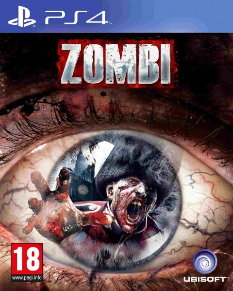 Zombi sur PS4