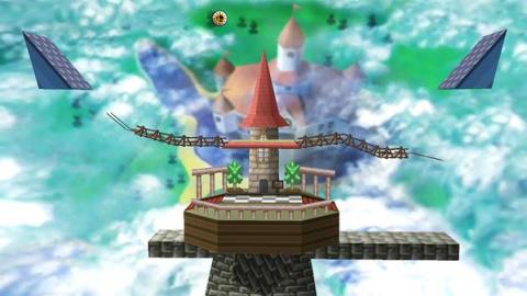 Super Smash Bros. : La mise à jour est arrivée !