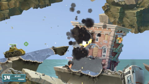 Worms : Weapons of Mass Destruction annoncé