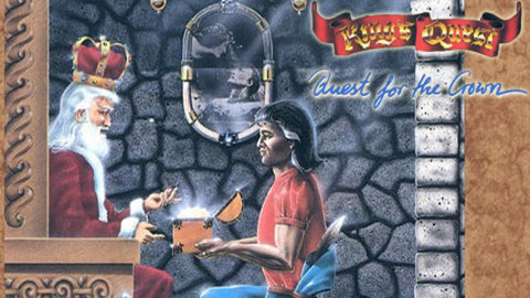Jaquette de Oldies - Retour sur King's Quest : Quest for the Crown