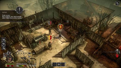 gamescom : Hard West sera jouable