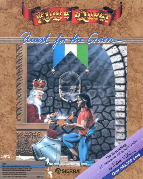 Oldies - Retour sur King's Quest : Quest for the Crown