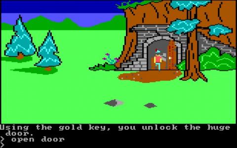 Oldies - Retour sur King's Quest : Quest for the Crown
