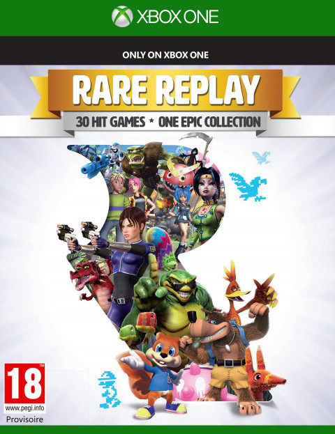 Rare Replay sur ONE