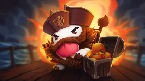 League of Legends : Gangplank reviendra avec un bras en moins