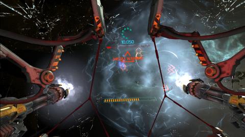 Gunjack, le shooter interstellaire en VR des créateurs de EVE