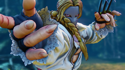 Jaquette de Street Fighter 5 : du gameplay pour Vega