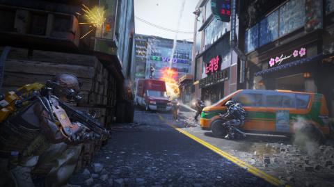 Call of Duty Advanced Warfare : le prochain DLC en images et en vidéo