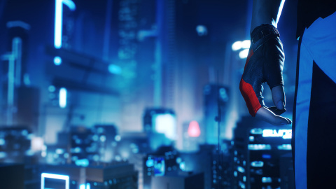Jaquette de gamescom : Mirror's Edge Catalyst montre un petit bout de gameplay