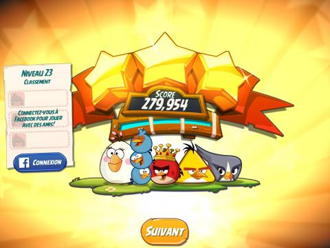 Angry Birds 2, destruction emplumée et envolée mercantile