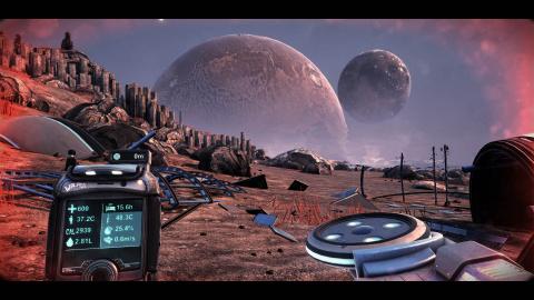 gamescom : The Solus Project sera présenté sur le salon