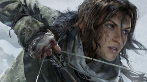 Jaquette de Rise of the Tomb Raider, Lara plus agressive que jamais : gamescom