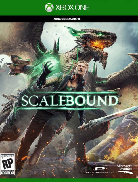 Scalebound sur ONE