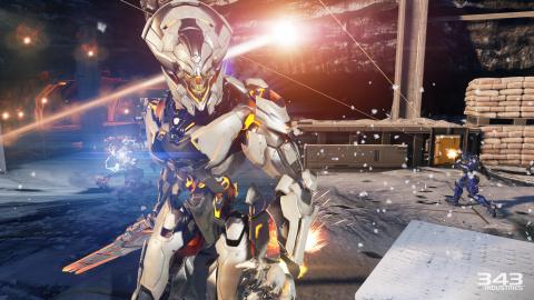 Halo 6 : Master Chief aura une place importante dans le nouvel opus