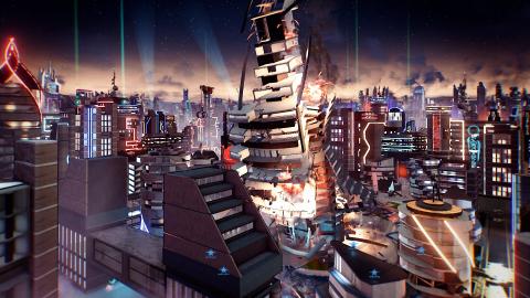 E3 2017 : Crackdown 3, de bonnes idées pour un jeu un peu creux