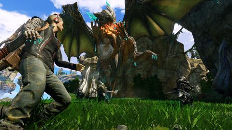 Scalebound : Platinum n'est pas fermé à l'idée de reprendre le développement