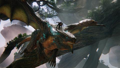 Scalebound : Wii, Dinosaures et petite fille, la surprenante genèse du projet