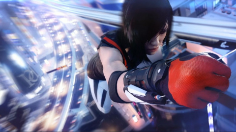 Jaquette de Mirror's Edge Catalyst et son gameplay s'infiltrent dans l'open world : gamescom