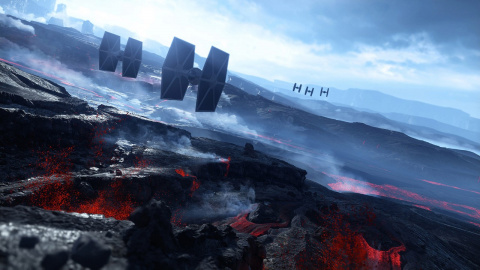 Star Wars Battlefront, impressions sur le mode Fighter Squadron : gamescom