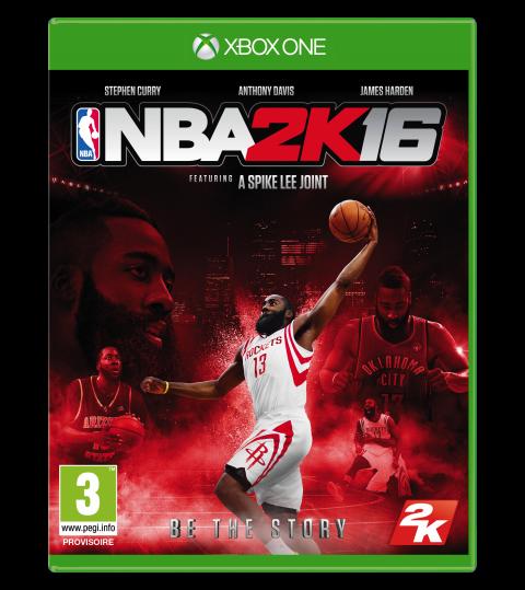 NBA 2K16 sur ONE