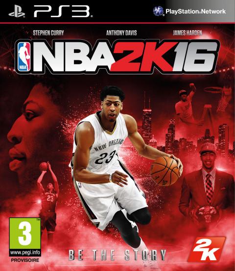 NBA 2K16 sur PS3
