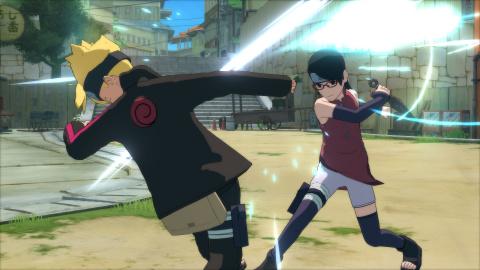 "Un DLC ""Road to Boruto"" pour Naruto Storm 4"