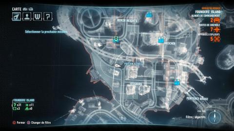 Founder's Island