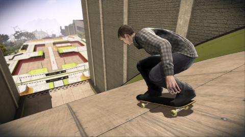 Tony Hawk's Pro Skater 5 se met au Cel Shading
