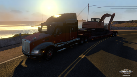 Les promos du jour : The Division et American Truck Simulator !