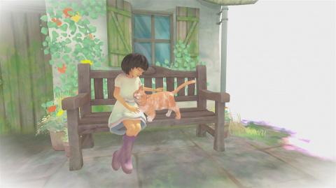 Beyond Eyes en ligne sur le PSN, pour PS4