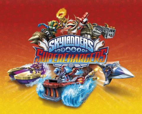 Skylanders Superchargers sur ONE