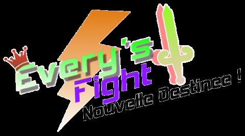Jaquette de Every's Fight