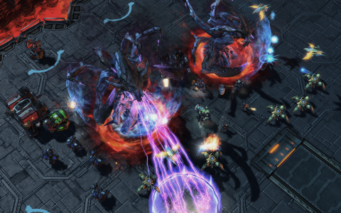 Starcraft II Legacy of the Void : 3 nouveaux Commandants pour le mode coop