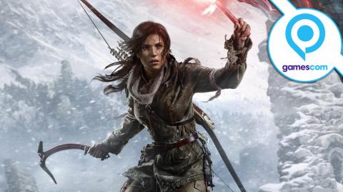 Jaquette de Rise of the Tomb Raider, les temples sont de retour : gamescom