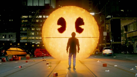 Jaquette de Pixels : Critique + interview Patrick Jean (Pixels original)