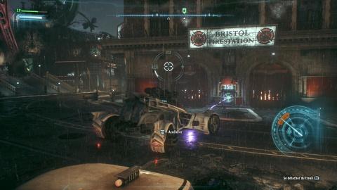 Gotham en feu