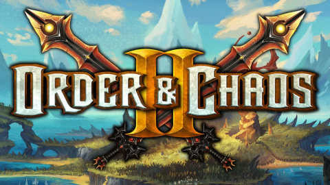 Order & Chaos 2 : Redemption sur iOS