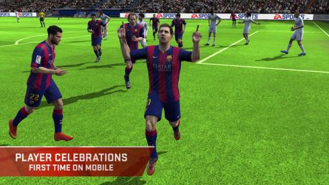 EA Sports FIFA arrive sur mobile le 22 septembre