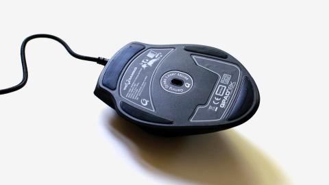 Test Qpad 8K Laser Pro Gaming Mouse : Une mise à jour à minima.