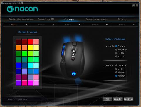 Test Nacon GM-400L : Bigben joue la sécurité, et décroche la lune.