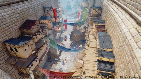Dragon Quest XI confirmé sur NX