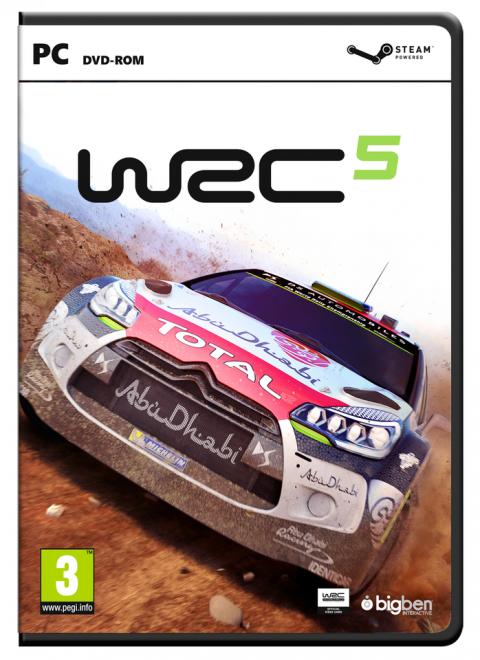 WRC 5 sur PC