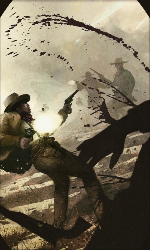 Des concepts arts de Resident Evil 7 et Django chez Creative Assembly