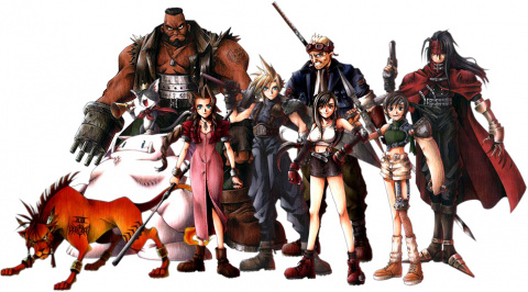 Jaquette de Final Fantasy VII arrive sur iOS