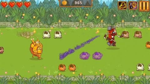League of Legends : Riot lance le jeu mobile Blitzcrank's Poro Roundup