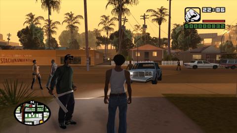 Selon les tricheurs, le meilleur jeu de tous les temps est Grand Theft Auto : San Andreas