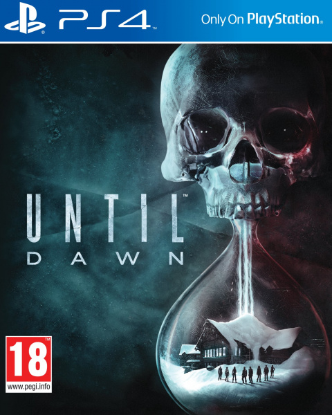 Until Dawn sur PS4