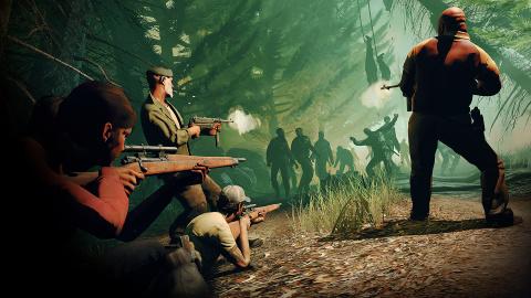 Zombie Army Trilogy : Les personnages de Left 4 Dead débarquent