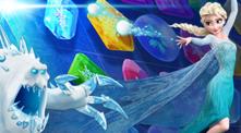 La Reine des Neiges Free Fall : Bataille de boules de neige sur PS3
